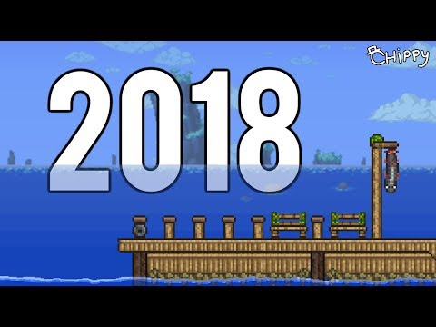 Terraria in 2018 is very exciting!
