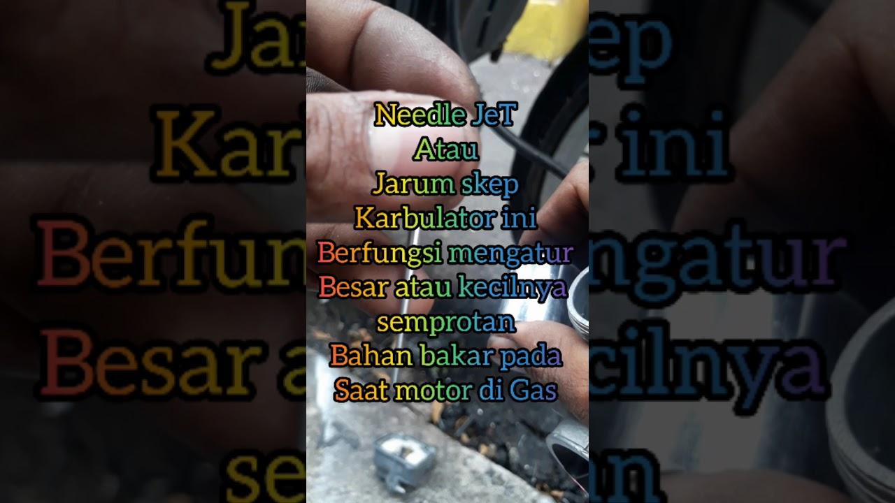 Fungsi dari Komponen komponen yang pada karbulator - YouTube