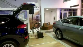 Презентация Hyundai Tucson Рольф Юг с Агентством DPG