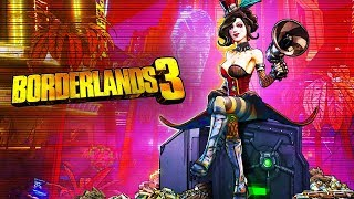 Borderlands 3 – Official 4K Moxxi's Heist of the Handsome Jackpot Reveal Trailer