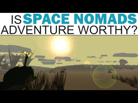 Adventure Worthy - Space Nomads (Alpha, First Impressions)