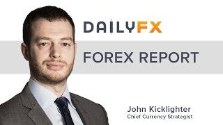 Forex Trading Video: A Dollar Check Threatens EUR/USD and USD/JPY Reversal, Oil Soars