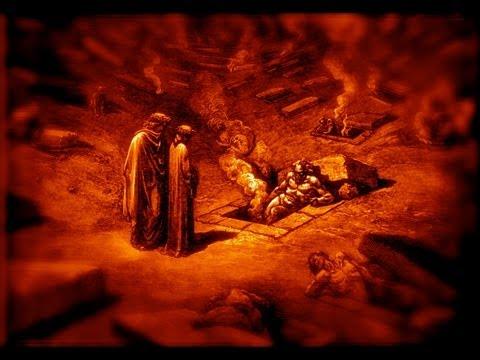 LISZT~Dante Symphony S.109 HD Complete *ft. Gustave Doré Scenic Storyline* Complete