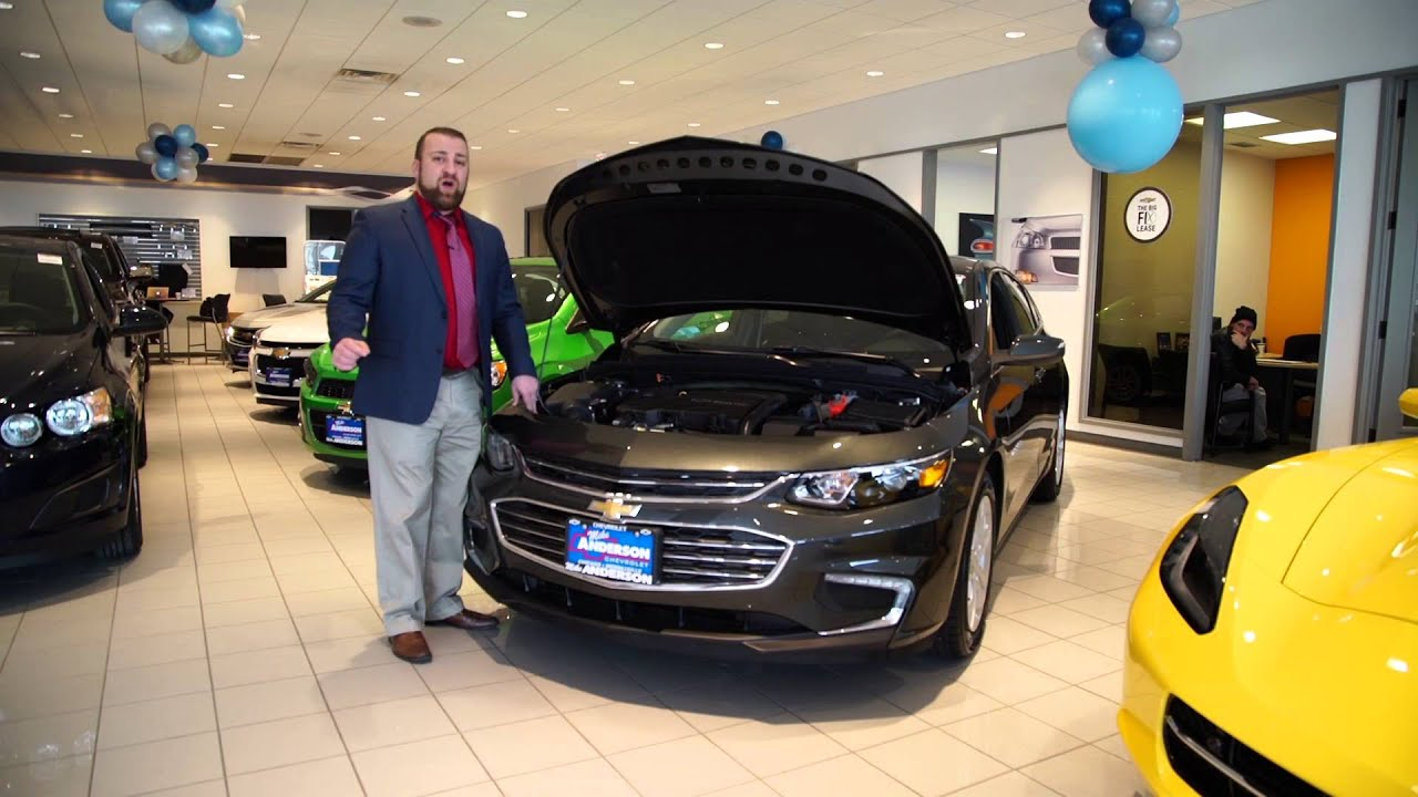 2016 Chevrolet Malibu | Mike Anderson Chevy Chicago