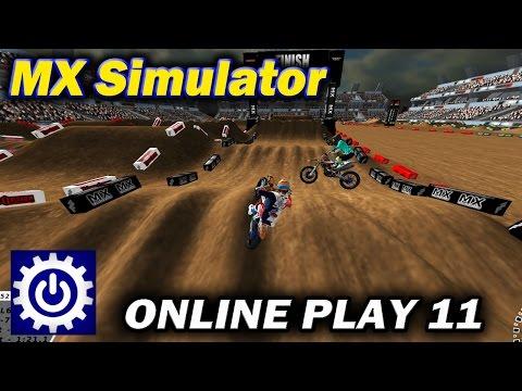 MX Simulator - Online Play Ep. 11 - Shredding Baltimore SX
