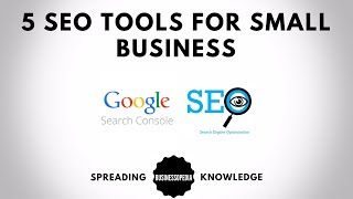 5 SEO Tools for Small Business
