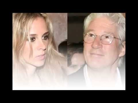 Richard Gere  Dating Alejandra Silva! She's HOW Young!!