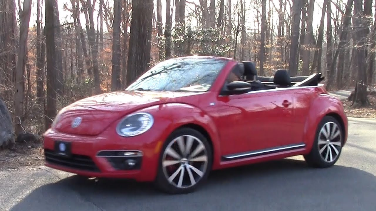 convertible road test car created driving with volkswagen beetle review reviews rapha l