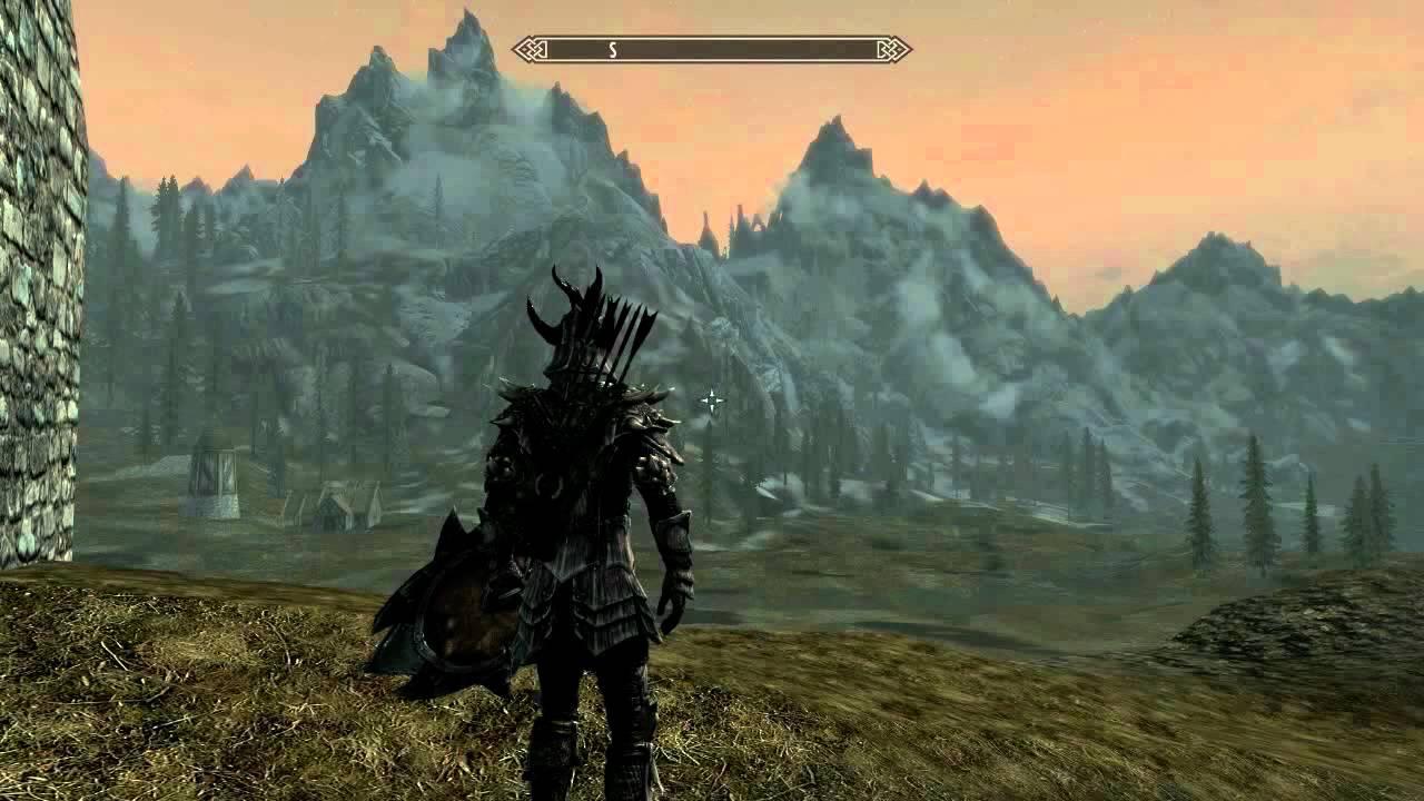 Skyrim GLITCH How to get to Cyrodiil (Oblivion) & Morrowind  Glitch for  360/PS3/PC