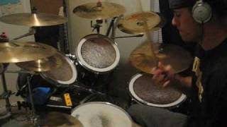Breaking Benjamin - Polyamorous (Drum Cover)