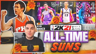 The All-Time Phoenix SUNS Team Builder!