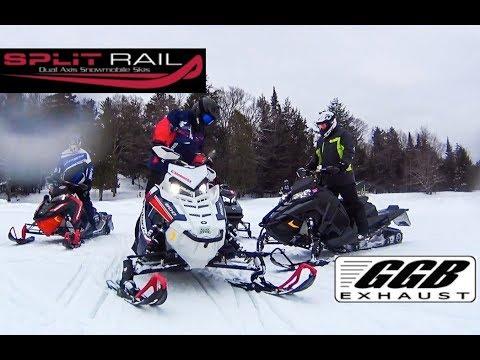 GGB Mountain Can - Split rail skis review