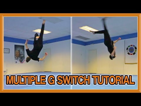 Multiple Gainer Switch Tutorial | JJ Battell How to