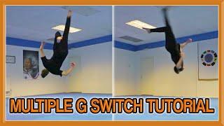 Multiple Gainer Switch Tutorial | JJ Battell How to