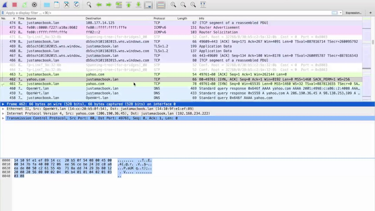 #27 how to use wireshark for hacking