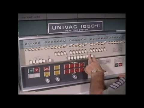 UNIVAC 1050-II Computer History Archives - Air Force Military VietNam