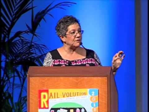 Rail~Volution 2012, Wednesday Part 1: Three Ways to Measure the Success of Our Movement