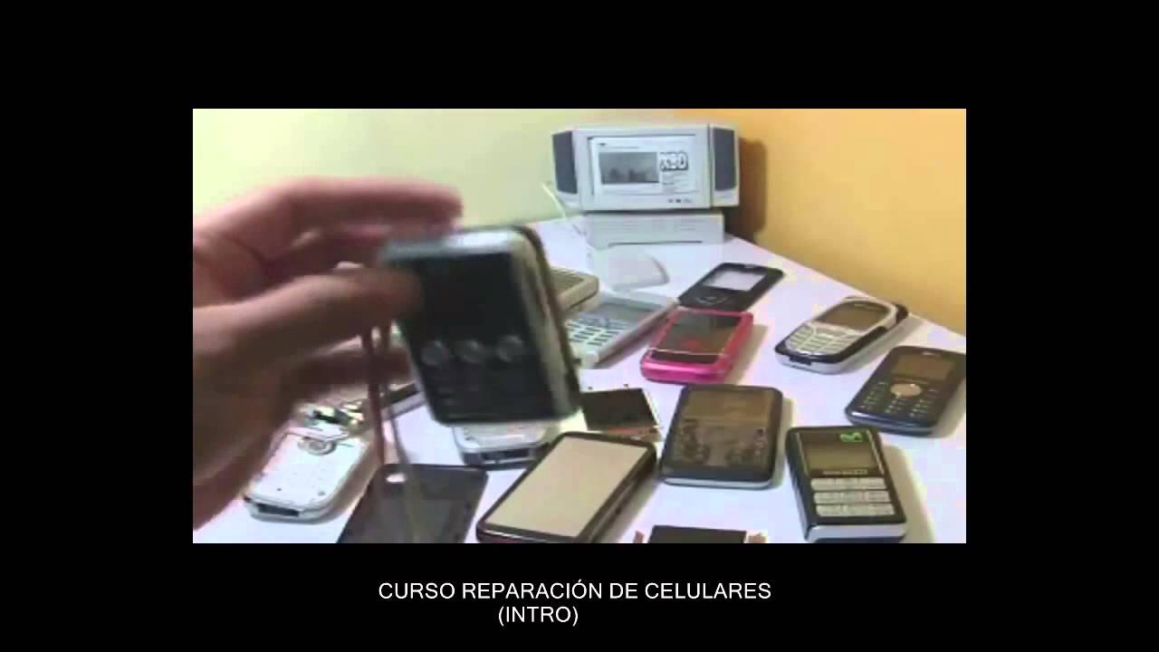 Curso reparaci n de celulares gratis youtube for Curso interiorismo gratis