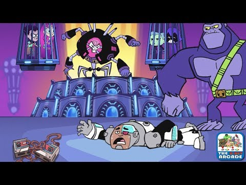Teen Titans Go!: The Night Begins to Shine - Use the Power of Music (Cartoon Network Games)