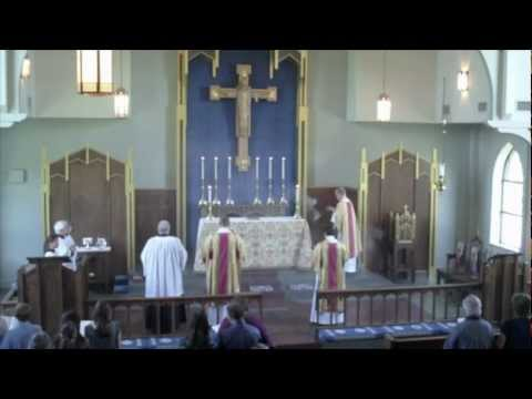 St Matthias' Anglican Church: A Video Portrait of Solemn Hig