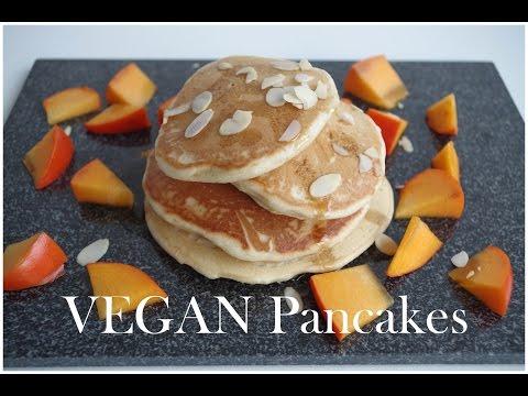 pancakes-végétaliens