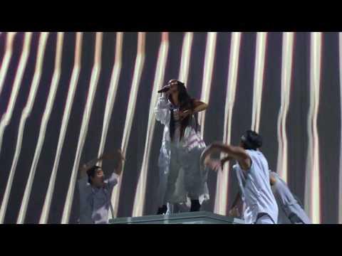 Touch It -Ariana Grande Key Bank Center Buffalo NY 02/21/17