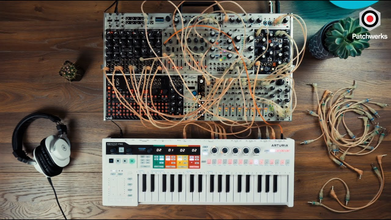Arturia Keystep Pro: The Modular Experience