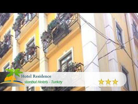 Hotel Residence - Istanbul Hotels, Turkey
