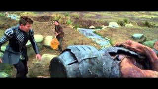 Official 'Jack the Giant Slayer' clip: 'We're going to wake a sleeping giant'