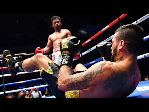 Manny Pacquiao vs. Lucas Matthysse | Ultimate Highlights HD(Pacman still got it)