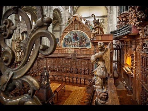 Obra de 1° tono Bajo- JOSEPH DE TORRES Y MARTÍNEZ BRAVO~ Organ Music in New Spain