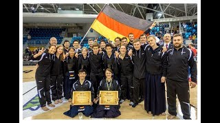 Kendo EM 2017 Team Germany