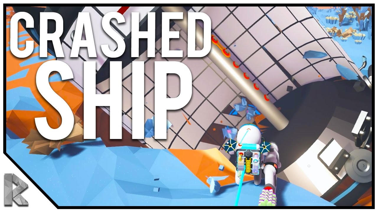 Image result for Astroneer crashed ships