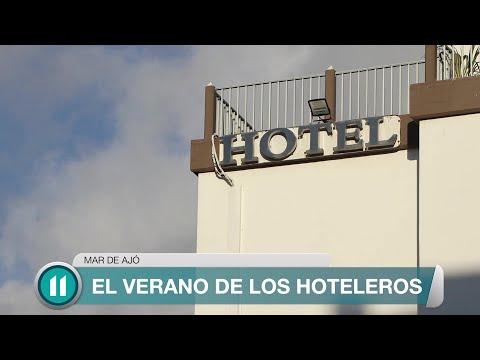El verano que ven los hoteleros