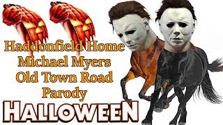 Old Town Road Halloween Michael Myers Parody