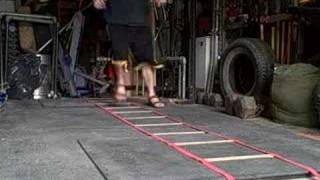How To Make An Agility (speed) Ladder