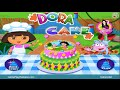 Dora Cake Online Game - Cooking Baby Games for Girls