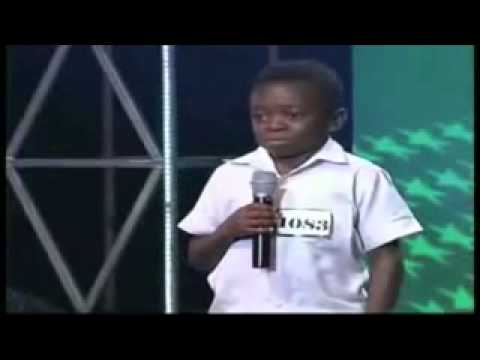 FTLOS EDITION: Little Man dancing on Nigeria's Got Talent Season 2