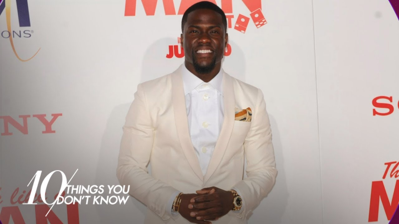 Kevin Hart's Super Expensive Watch Collection | 10 Things You Don't Know