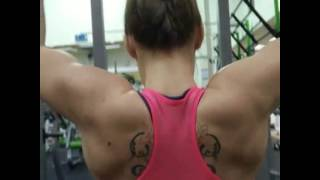 Amy Champion: Back workout - feel the squeeze!
