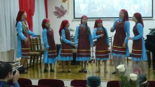 Свадебная песня чистопольских кряшен