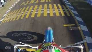 RAW STUFF - S1GP of COLOMBIA - Full Track Preview with Thomas Chareyre #4 - Supermoto