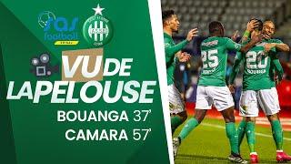VIDEO: Epinal 1-2 ASSE : les buts vus de la pelouse