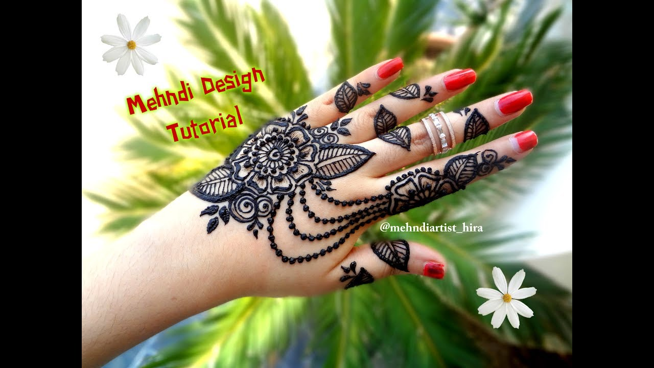 Why Does My Henna Tattoo Look Black: Easy Latest Best Jewellery