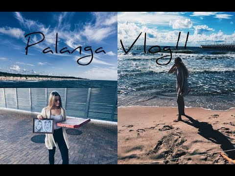 Palanga Vlog (In Lithuanian)