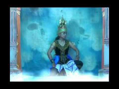 Tari Serimpi Sandiwara Panca Indra Show Rancamaung II ILIR