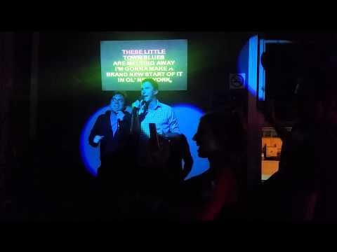 Cape Town Karaoke Shenanigans