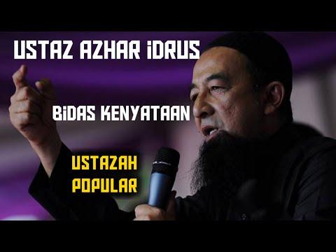 USTAZ AZHAR IDRUS VS MASITAH.. HOT!!