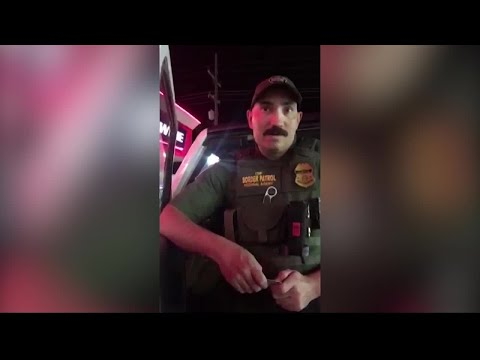 Questioning of 2 Spanish-speaking people by Border Patrol agent in Havre goes viral