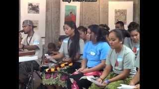 Chuuk Political Status Commission - Public Hearing, UH Hilo